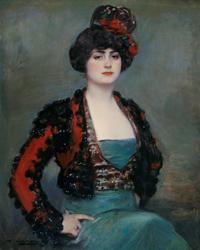 Julia. Ramon Casas Carbó