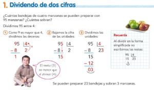 8.1. Dividendo de dos cifras